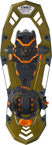 TSL Unisex Erwachsene Schneeketten Serie Highlander Adjust L Unisex Erwachsene, Olive, Large