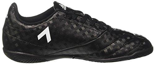 adidas Ace 17.4 In J, Chaussures de Futsal Mixte Enfant Noir (C Black/ftw White/c Black)