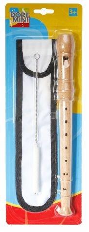Doremini Blockflöte Holz, 32cm, Deutsch