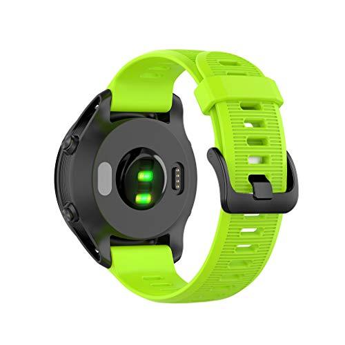 Altsommer Silikonband Ersatz WristStrap für Garmin Forerunner 945/935 / Fenix   5 / Plus, Ersatzarmbänder Replacement Wrist Band, Armband Uhrenarmband, Ersatzarmband - Frauen Watch Plus Nike