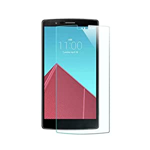SNOOGG Pack of 9 LG G4 Full Body Tempered Glass Screen Protector [ Full Body Edge to Edge ] [ Anti Scratch ] [ 2.5D Round Edge] [HD View] – White