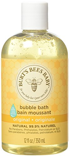 Burt's Bees Baby Schaumbad, 1er Pack (1 x 350 ml)