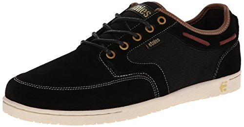 Etnies - Etnies, sneakers  da uomo Nero(Black/white/gold)