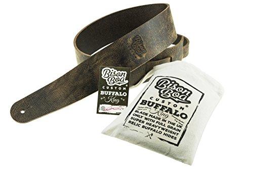 bison-boa-custom-sangle-guitare-en-cuir-buffalo-buffalo-king-premium-fabriqu-au-royaume-uni-nouveau-