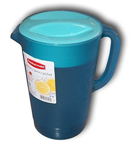 rubbermaid-gallon-pitcher-limited-edition-color-blue-bonus-2-kool-aid-packages-by-rubbermaid
