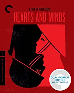 Criterion Collection: Hearts & Minds [Blu-ray] [1974] [US Import]