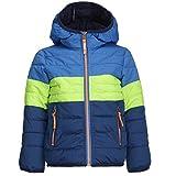 Killtec Jungen Hipsy Mini Jacke in Daunenoptik / Winterjacke mit Kapuze 1