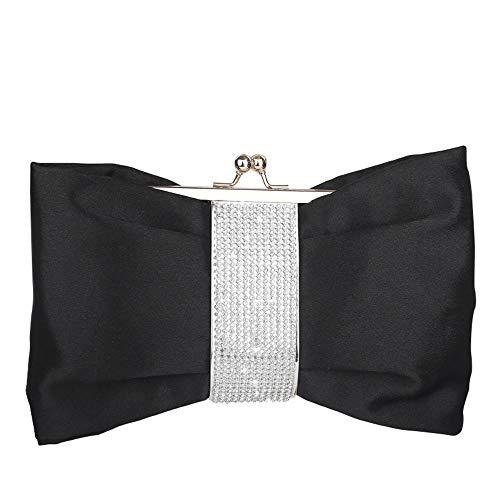 Abendtasche Clutch Box Handtasche Abendtaschen für Frauen Kristall Diamant Formale Clutch Geldbörsen Handtaschen Umhängetaschen Umhängetasche Party Cocktail Tasche Prom Braut Hochzeit Tasche Handtasch