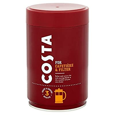 Costa Roast & Ground Coffee (250g)