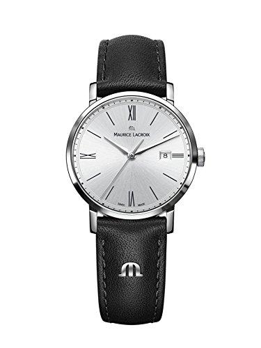 Maurice Lacroix Eliros Date EL1084-SS001-113-1 (Schwarz)