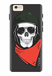 Noise Ghost Rider Black Printed Cover for Apple Iphone 6S Plus