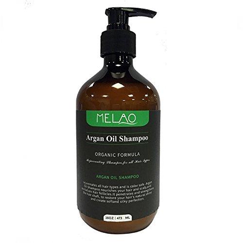 Shampoo dell'olio di Argan...