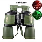 Binoculars, With Coordinate 10x50 Autofocus HD Night Vision Rifle Scope, Daily Waterproof Telescope