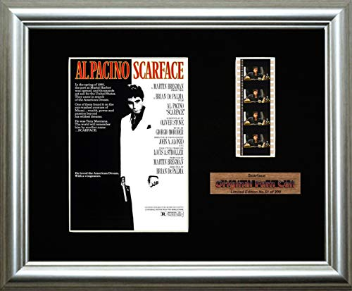 Scarface-Filmrolle (-in/-innen) - Scarface Movie Memorabilia