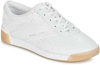 MICHAEL MICHAEL KORS Addie Lace UP Zapatillas Moda Mujeres  - 38 1/2 - Zapatillas Bajas