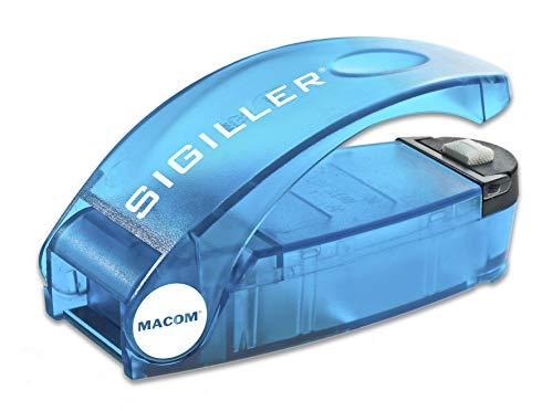 MACOM Just Kitchen 801C Sigiller Sigilla Sacchetti Universale, Colori assortiti
