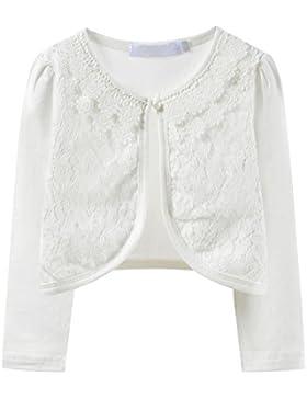 Ourlove Fashion - Cárdigan - corte imperio - para niña