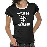 Coole-Fun-T-Shirts - T-shirt Team Sheldon - Big Bang Theory !