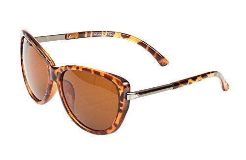 Catania Occhiali Sonnenbrille - Vintage Sonnenbrille Für Damen - Limited Edition