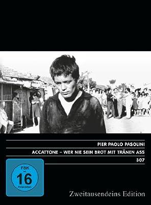 Accattone - Wer nie sein Brot mit Tränen aß - Zweitausendeins Edition Film 307