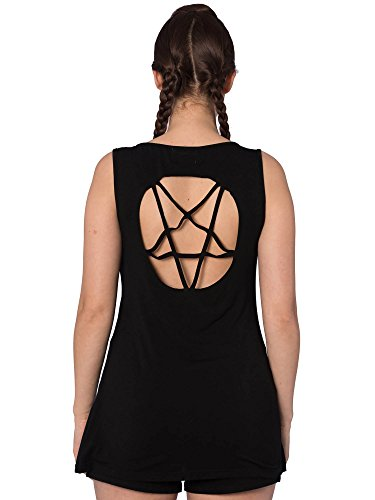 Banned Top Eliphas 1364 Black