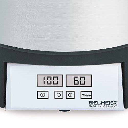 41UFuPQH8iL. SS500  - Bielmeier BHG 411.0 Digital Preserving Cooker, 1800 W