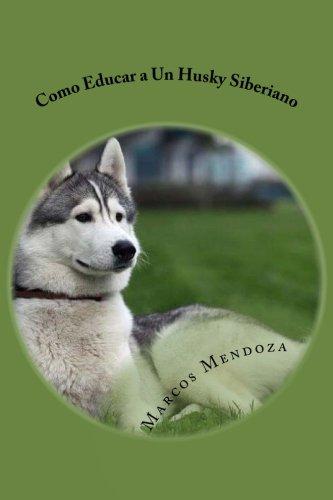 Como Educar a Un Husky Siberiano por Marcos Mendoza