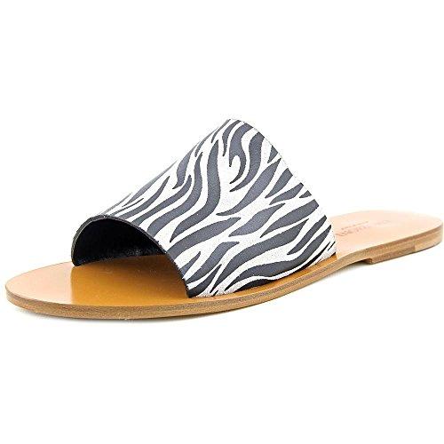 Kelly & Katie Tasha Flat Sandal Donna US 10 Beige Sandalo