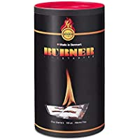 The Original Burner Firelighters - Barrel of 100