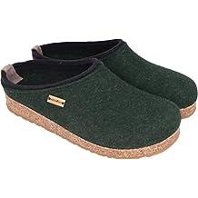 Haflinger - Kris - Pantofola HAFLINGHER Modello Kris in Lana Cotta con  Plantare ANATOMICO 8e3254f3dec