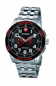Wenger Herren-Armbanduhr Led Nomad 70436
