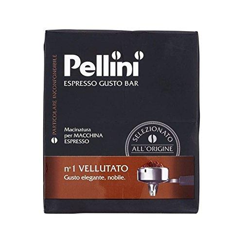 Pellini No.1 Vellutato Caffè Macinato 500G
