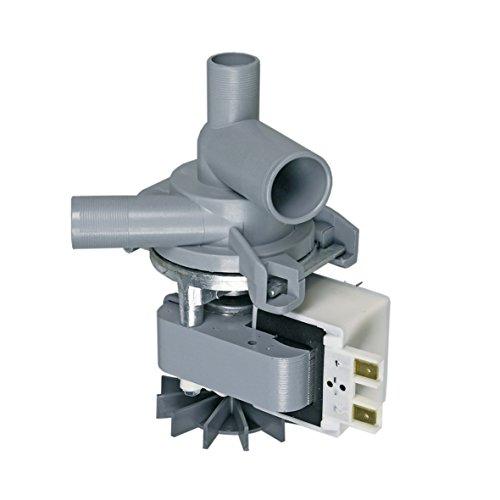 Bosch Siemens 140384 00140384 Ablaufpumpe Spaltmotorpumpe Entleerungspume Schmutzwasserpumpe Wasserpumpe Waschmaschinenpumpe Laugenpumpe Pumpe Rechtslauf 100 Watt Waschmaschine auch Neff Constructa