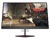 OMEN X 27 (27 Zoll / HDR QHD 240Hz) Gaming Monitor (AMD FreeSync, HDMI, DisplayPort, Audio Out, 2 x USB 3.0, 2560 x 1440, Reaktionszeit 1ms)
