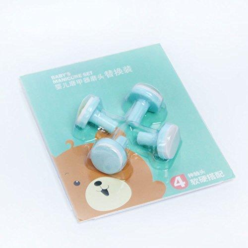 ads für ELECTRIC BABY Nail Trimmer Standard Nagelfeile Nagelknipser und Cutter Kit ()
