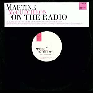 MARTINE MCCUTCHEON / ON THE RADIO (REMIXES)