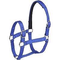Breastplate Myyxt Piel Ajustable de una Sola Capa de PP Webbing Productos y Hebilla de Aleación, Azul, XS