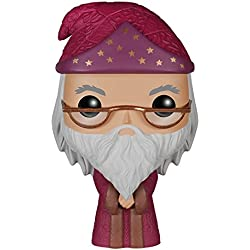 Funko - Albus Dumbledore figura de vinilo, colección de POP, seria Harry Potter (5863)