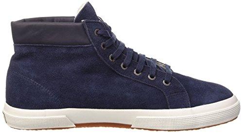 Superga 2204-Suem, Chaussures de Gymnastique Homme Bleu (516 Blue)