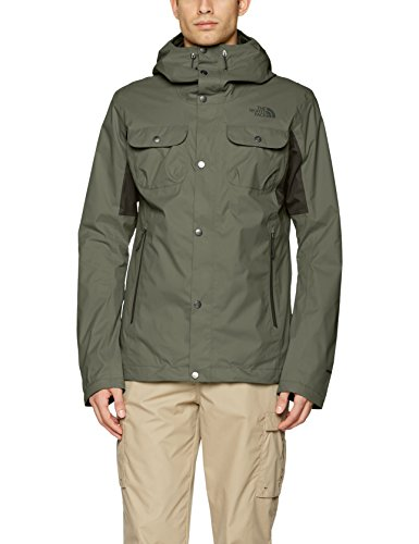The North Face Herren Arrano Jacke Thyme