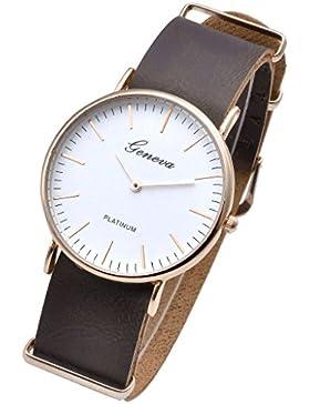 JSDDE Uhren,Genf Casual Armbandu