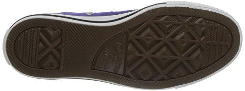Converse-Chuck-Taylor-All-Star-Ox-Zapatillas-de-Deporte-de-canvas-Unisex-Morado-violeta-36