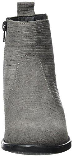 Tamaris 250, Bottes Chelsea Femme Gris (Grey Structure 259)