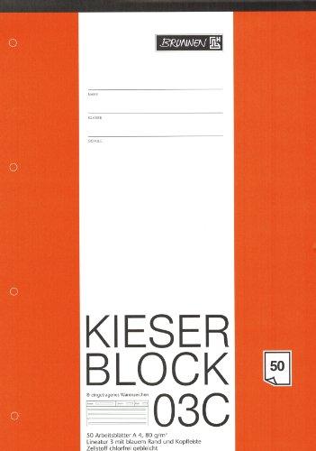 Kieserblock 03C