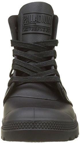 Palladio Unisex Adulto Pampa Hi Rain U Alta Sneaker Nero (nero)
