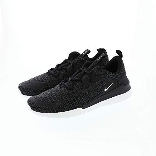 Nike Renew Arena, Zapatillas de Atletismo para Hombre, (Black/White/Anthracite 001), 40.5 EU