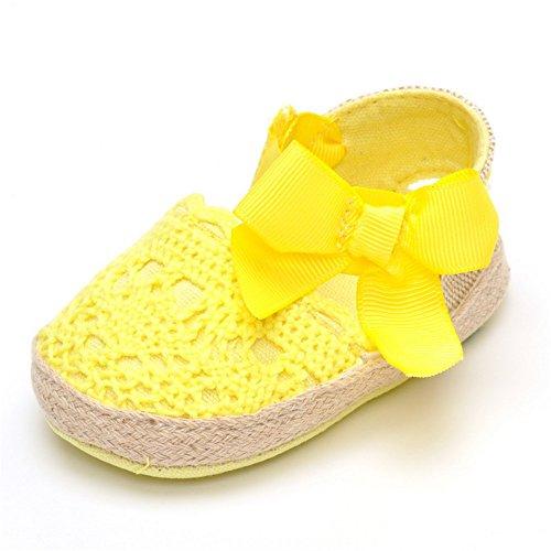 Baby Mädchen Sommer Schuhe Baby sandalen Gelb