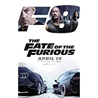 Fast & Furious 8 (DVD) 2017