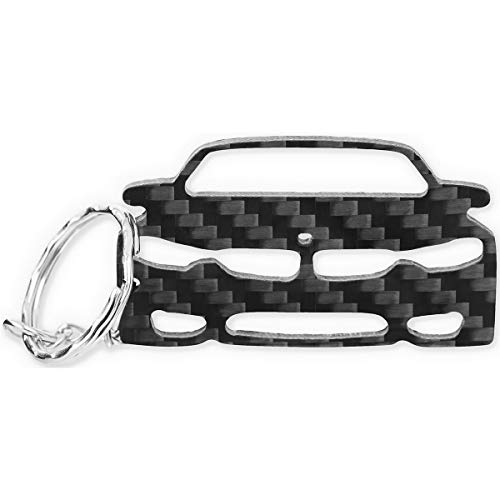 Preisvergleich Produktbild ACF BMW Schlüssel-Anhänger | echtes Carbon | Geschenk-Idee | Tuning | BMW M4 F82 | 420 425 430