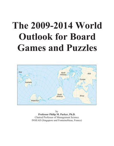 The 2009-2014 World Outlook for Board Games and Puzzles